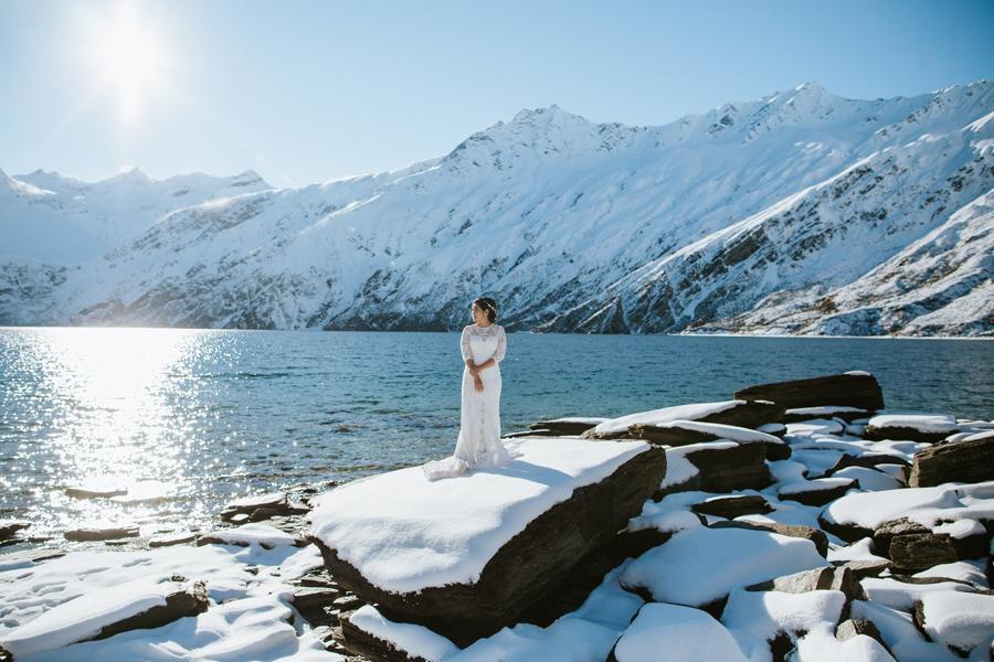 Lochnagar Heli Wedding